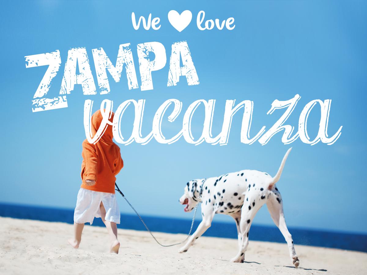 We Love Zampa Vacanza