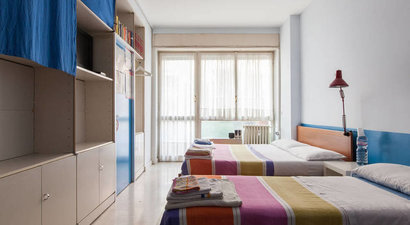 ACCOMMODATION B&B MILANO LAMBRATE - Vacanze con Animali