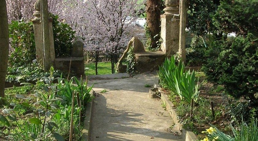 Il giardino dei semplici bed and breakfast animali ammessi zampa vacanza - Il giardino dei semplici ...