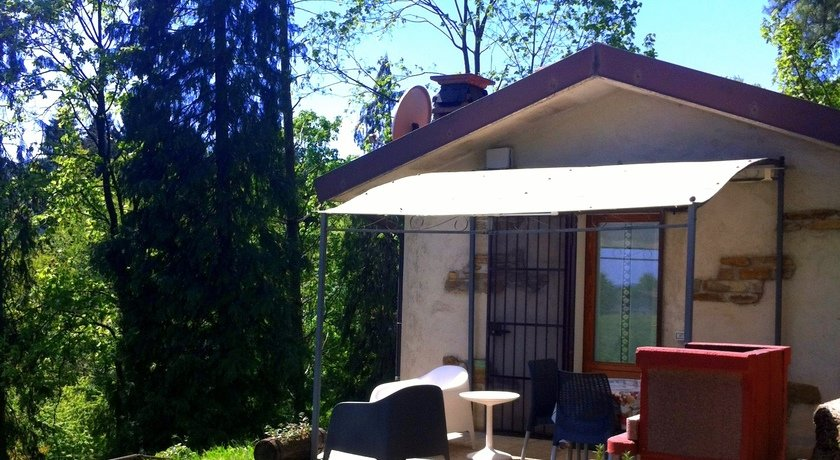 Taiobe Romantic Chalet Relax - In collina